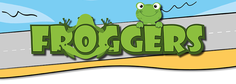 Frogger - Title